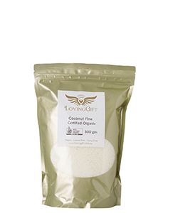 Loving Gift Fine Desiccated Coconut 500g