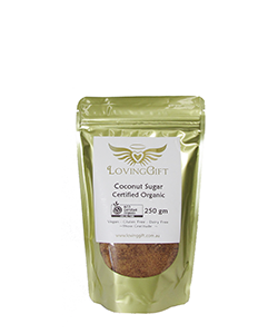 Loving Gift Coconut Sugar 250g
