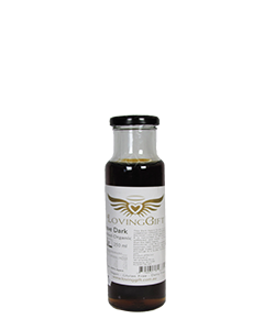 Loving Gift Dark Agave Syrup 250ml