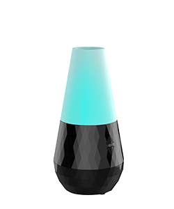 Lively Living Aroma  Allure Turquoise Top Black Base 107mm x 213mm