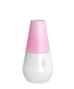 Lively Living Aroma Allure Pink Top White Base 107mm x 213mm