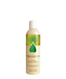 Miessence Sunflower Body Wash 250ml