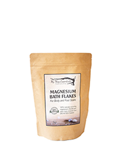 My Mag Essentials Magnesium Bath Flakes 1kg bag