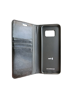 Mobile Safety Samsung Galaxy S9 Vest Anti-Radiation Wallet Case
