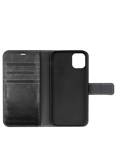 Mobile Safety iPhone 11 Pro Black Vest Anti-Radiation Wallet Case