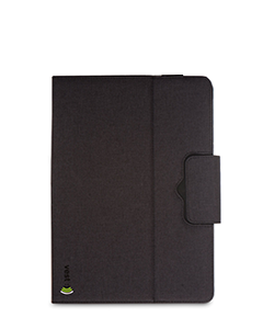 Mobile Safety Vest Radiation Blocking Tablet Case - Universal Small - Black