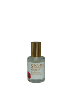 Nahaia Eco Perfume Rose Blend