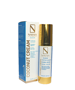 Nahaia Coconut Cream Purifying Cleanser 50g