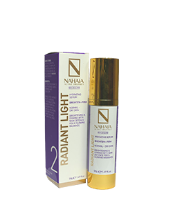 Nahaia Radiant Light Hydrating Serum 50g