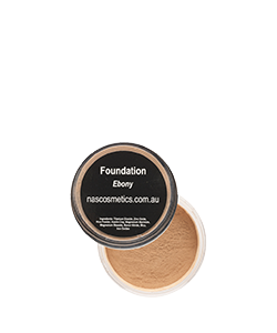 NAS Cosmetics Ebony Mineral Foundation
