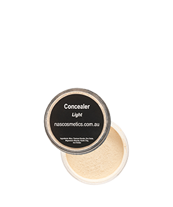NAS Cosmetics Light Mineral Concealer