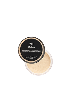 NAS Cosmetics Camera-Ready Medium Mineral Veil