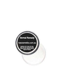 NAS Cosmetics Dermal Remedy Powder