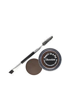 NAS Cosmetics Chocolate Pencil-in-a-Pot Brow and Eyeliner