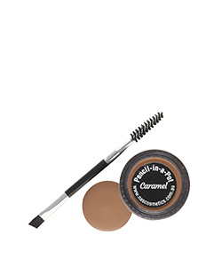 NAS Cosmetics Caramel Pencil-in-a-Pot Brow and Eyeliner