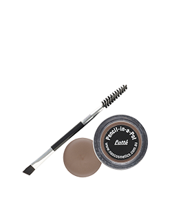 NAS Cosmetics Latte Pencil-in-a-Pot Brow and Eyeliner