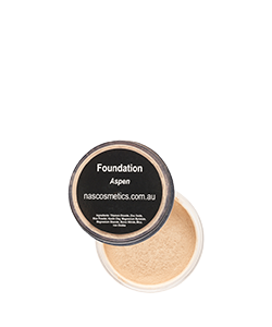 NAS Cosmetics Aspen Mineral Foundation
