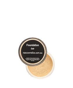 NAS Cosmetics Oak Mineral Foundation