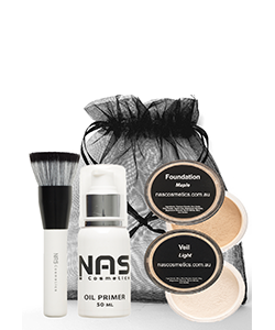 NAS Cosmetics - Maple Canvas Pack