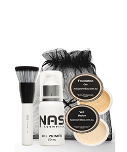 NAS Cosmetics - Oak Canvas Pack