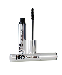 NAS Cosmetics 2pc Fibre-Lash Mascara Black