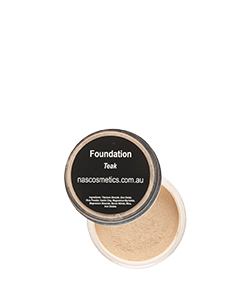 NAS Cosmetics Teak Mineral Foundation