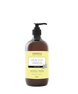 Probiotic Solutions Healthy Hands Lemon 500ml