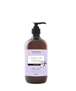 Probiotic Solutions Healthy Hands Lavender 500ml