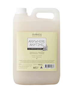 Probiotic Solutions Anywhere Anytime Lemon 5L