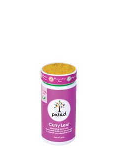 Pickld Curry Leaf Seasoning Blend 60g