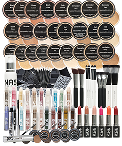 NAS Cosmetics Marketplace Sample Pack