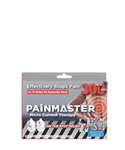 PainMaster Micro Current Therapy - 1 Micro Current Controller & 1 set of Patches