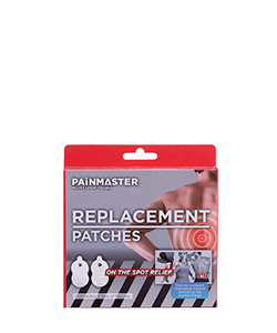 Painmaster Replacement Patches 2 Set
