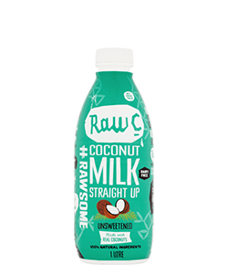Raw C Coconut Milk Straight Up 1L