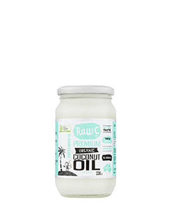 Raw C Organic Coconut Oil 330ml