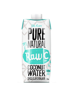 Raw C Pure Natural Coconut Water 330ml