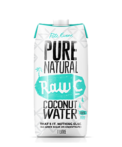 Raw C Pure Natural Coconut Water 1L