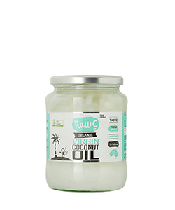 Raw C Organic Virgin Coconut Oil 700ml