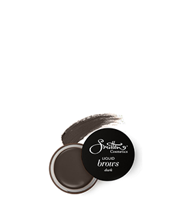 Smitten Cosmetics Dark Liquid Brows