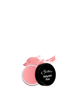 Smitten Cosmetics Lip Perfection Pots Baby Doll Pink