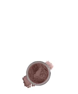 Smitten Cosmetics Mineral Eye Shadows Matte Brown