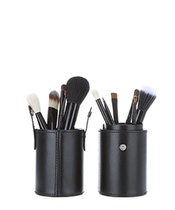 Smitten Cosmetics Cannister Brush Sets Black