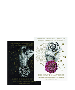 Star Sign Scents Constellation Couple Box