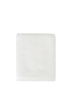 Sunsand Organic White Cotton Bath Mat
