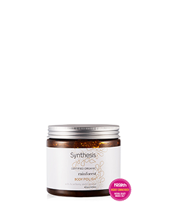 Synthesis Organics Rainforest Body Polish with Acai Berry & Coconut 100g