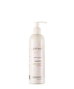 Synthesis Organics Rainforest Hand and Body Lotion