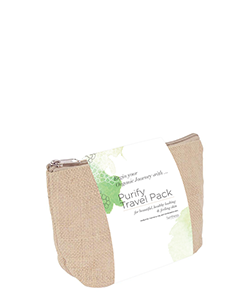 Synthesis Organics Purifying Travel Pack