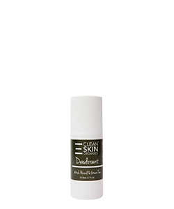 The Clean Skin Witch Hazel & Green Tea Deodorant