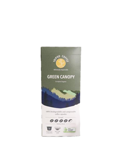 TRIPOD COFFEE Green Gatsby Compostable Coffee 10 Pods