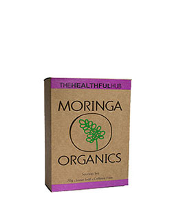 The Healthful Hub Moringa Organics Soursop Tea 70g